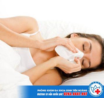 món ăn bà bầu nên dùng khi cảm cúm