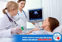 chi phí khám thai tại phòng khám uy tín