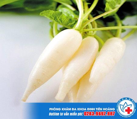 Bà bầu nên ăn rau gì ?