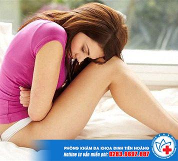 hiện tượng sót rau sau hút thai gây đau bụng dưới