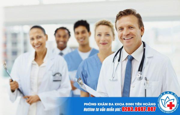 phá thai không đau ở TPHCM
