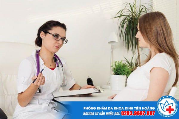 Các bệnh lý thường gặp nhất ở bà bầu