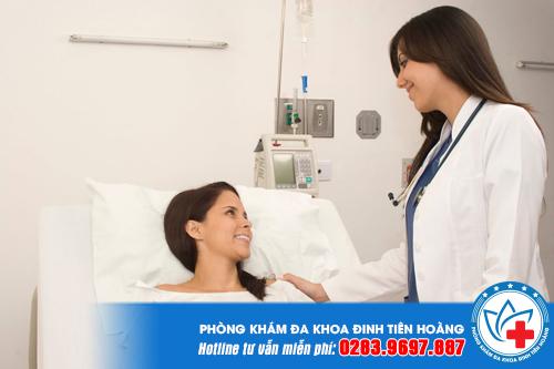 phòng khám phá thai ở HCM