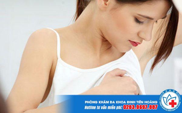 phòng ngừa bệnh ung thư vú khi mang thai