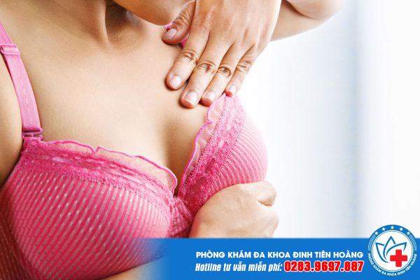Cách phòng ngừa bệnh ung thư vú khi mang thai