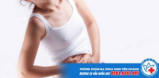 Đau bụng là triệu chứng băng huyết sau hút thai!