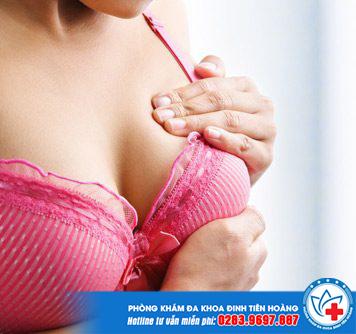 Cách nhận biết có thai trong tuần đầu tiên là dấu hiệu căng tức ngực