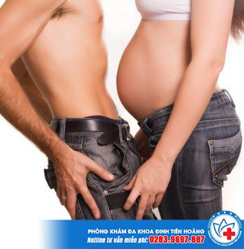 Cách quan hệ an toàn khi vợ mang thai là gì