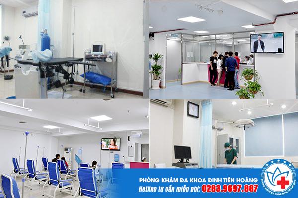 Phòng khám thai uy tín và tốt nhất tại TPHCM Q1