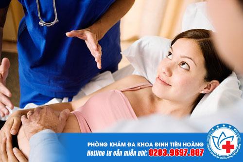 Quy trình các bước khám thai lần đầu tiên ra sao