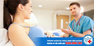 Chữa bệnh trĩ khi mang thai