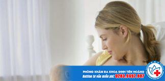 Đang cho con bú có nên uống thuốc phá thai?