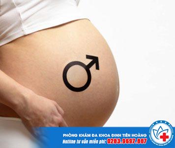 Xem dấu hiệu mang thai con trai, gái