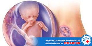 Có thai 3 tháng rưỡi có phá được không