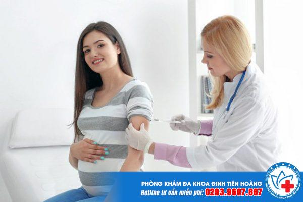 Lịch chuẩn tiêm phòng uốn ván cho bà bầu - Tốt cho cả mẹ và con