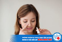 Cách chữa ngạt mũi cho bà bầu - Đơn giản mà hiệu quả