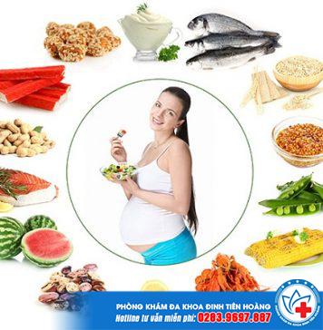Mẹ bầu ăn gì để con tăng cân nhanh - Bí quyết vào con không vào mẹ