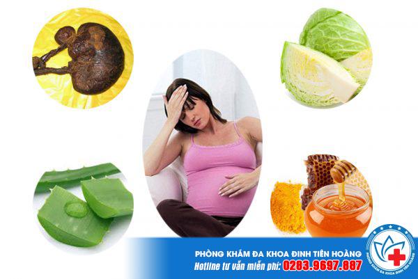 Mẹo chữa đau dạ dày cho bà bầu - An toàn cho bé
