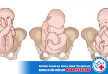 Tư thế nằm của thai nhi trong bụng mẹ qua các tuần tuổi