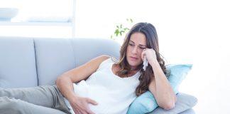 Trầm cảm khi mang bầu - Tâm lý bất thường của thai phụ