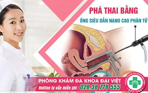Phòng Khám Phá Thai Ở Thủ Dầu Một Uy Tín