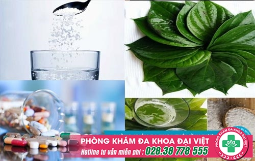 Tiết lộ 4 cách chữa ghẻ nước nhanh nhất tại nhà