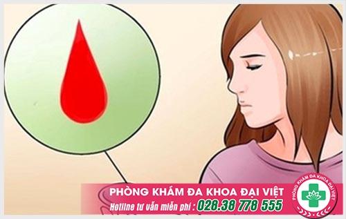 Quan hệ ra máu khi mang thai 3 tháng đầu có nguy hiểm?