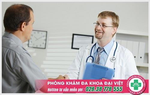 Địa chỉ tư vấn nam khoa qua điện thoại tốt nhất TPHCM