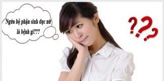 Ngứa bộ phận sinh dục nữ là bệnh gì? Thuốc bôi trị ngứa