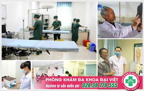Phòng khám cơ xương khớp Cần Thơ có khám ngoài giờ được người bệnh tin tưởng