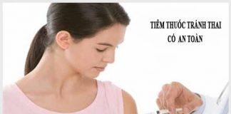 Phương pháp tiêm thuốc tránh thai 3 năm có thật sự an toàn?