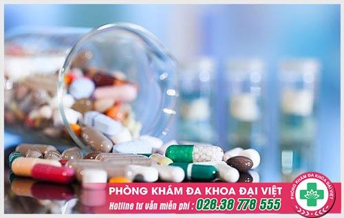 Uống thuốc tây nhiều có trễ kinh không? Sức khỏe sinh sản